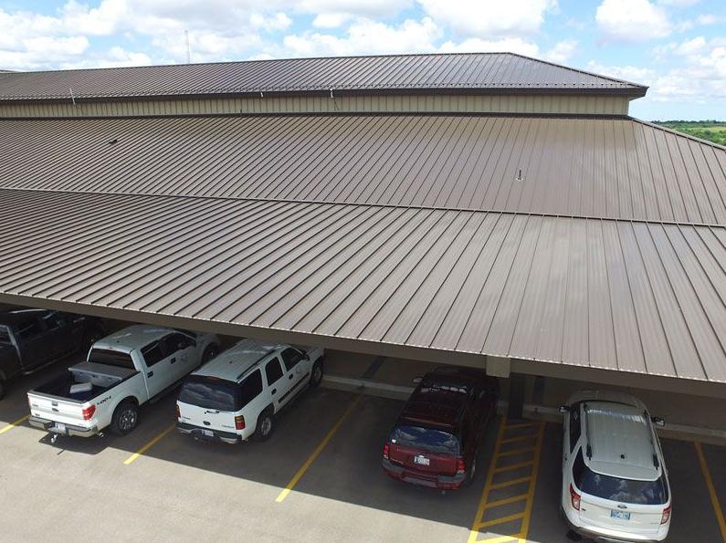 Metal Roof Contractors Oklahoma